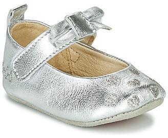 Catimini CORIDA girls's Flip flops in Silver