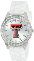 """Game Time Women's COL-FRO-TXT """"Frost"""" Watch - Texas Tech"""
