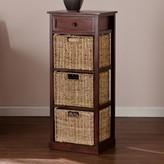 Kohl's Colton 3-Basket Storage Table