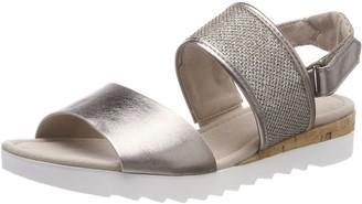 Gabor Shoes Women's Comfort Sport Wedge Heels Sandals