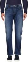 OFFICINA 36 Denim pants - Item 42580375