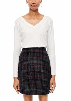 S'Oliver Women's 14.911.31.6795 Longsleeve T-Shirt