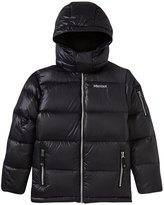 Marmot Stockholm Jacket (Kid) - Black-Medium