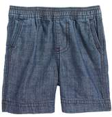 Tea Collection Easy Does It Chambray Shorts