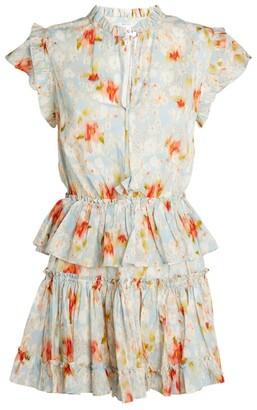 MISA Lilian Mini Dress