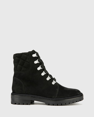 Wittner Bentleigh Lace Up Ankle Boots