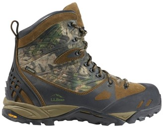 L.L. Bean Ridge Runner Hunter Hiker Gore-Tex Boots, Camo