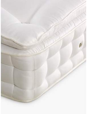 Hypnos Woolcott Pillow Top Pocket Spring Mattress, Medium Tension, Double