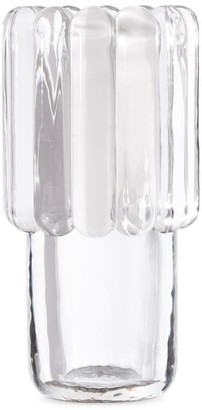 Tom Dixon Press Medium Glass Vase