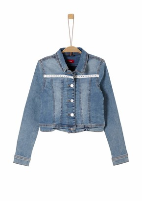 S'Oliver Junior Girl's Jeansjacke Jacket