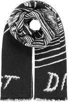 McQ BE HERE NOWBUNNY Scarf black