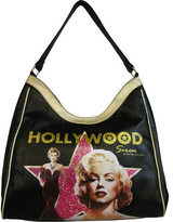 Monroe Women's Marilyn Forever Beautiful Hollywood Siren Bag MM1012