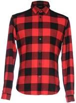 Grey Daniele Alessandrini Shirts - Item 38665206