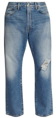 Acne Studios 2003 Blue Destroyed jeans