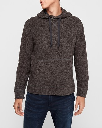 Express Fleece Drop Shoulder Hoodie