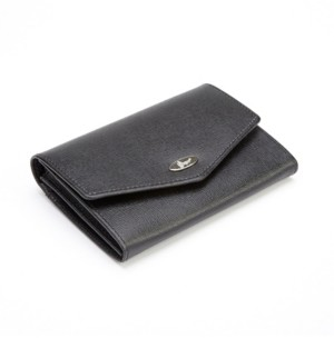 Emporium Leather Co Royce Rfid Blocking Luxury French Purse Wallet in Saffiano Genuine Leather