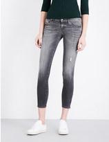Diesel Skinzee super-skinny low-rise jeans