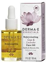 Derma E Rejuvenating Sage & Lavender Face Oil, 1 Fluid Ounce