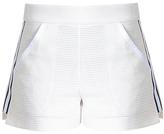 Veronica Beard Blair High Waisted Shorts