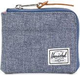 Herschel logo patch wallet