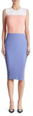 Altuzarra Mariana Knit Colorblock Dress