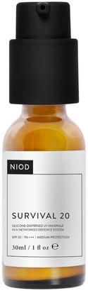 NIOD Survival 20 Serum 30ml