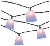 Threshold 10 count Decorative String Lights - Silicone Cone Cover