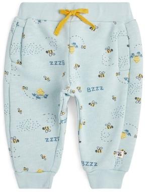 Absorba Cotton Bee Print Sweatpants