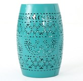 Bungalow Rose Ifrane Accent End Table Color: Teal