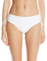 Anne Cole Women's Alex Adjustable Side Tie Bikini Bottom
