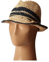 Roxy Witching Straw Fedora