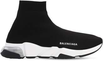 Balenciaga AIR SOLE SPEED KNIT SNEAKERS