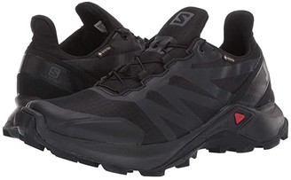 Salomon Supercross GTX (Black/Black/Black) Women's Shoes