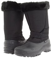 Tundra Boots Glacier (Black) Women's Cold Weather Boots