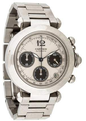 Cartier Pasha C Chronograph Watch