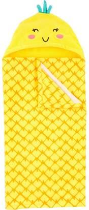 Carter's Pineapple Hooded Towel