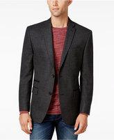 Andrew Marc Men's Slim-Fit Gray Textured Sport Coat