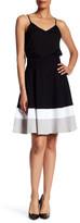 Amanda & Chelsea Colorblock Zip Skirt