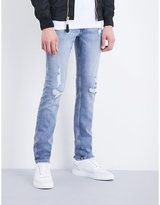 Cheap Monday Tight Future slim-fit skinny mid-rise jeans