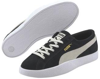 Puma Love Suede Womens 371741 03 Black Sneaker