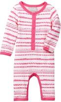 Coccoli Zigzag Stripe Romper (Baby)