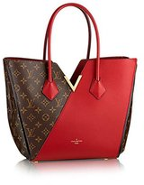Louis Vuitton Louis V uitton Kimono Tote Monogram Canvas Handbag Article: M40459 Cherry Made in France