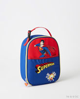 Hanna Andersson Justice League SUPERMANTM Lunch Bag