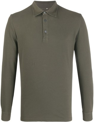 Ballantyne Long-Sleeve Polo Shirt