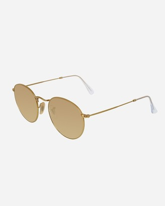 Express Ray-Ban Mirrored Icons Sunglasses