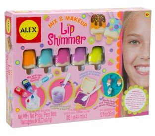 Alex Mix & Make Up Lip Shimmers