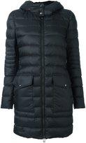 Belstaff long puffer jacket
