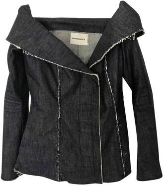 Georgia Alice Blue Denim - Jeans Jacket for Women