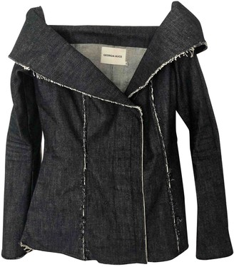Georgia Alice Blue Denim - Jeans Jackets