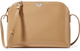 The Row Multi Pouch Leather Shoulder Bag - Beige